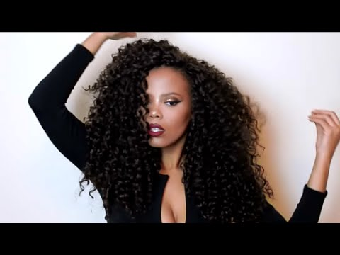 YAY OR NAY ?! Crochet Braids ft. Outre Bahamas Curl   tastePINK DELIVERS! - YouTube