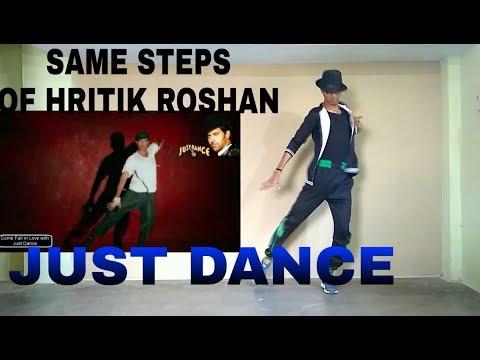 Tribute To Hritik Roshan Dance Aaja Aaja Doob Ja Song Copy Dance Steps Video Danced By Abhishek