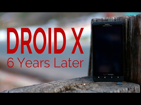 Motorola Droid X | 6 Years Later