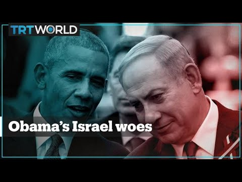 Obama Reveals Challenging Relationship With Israel And Netanyahu