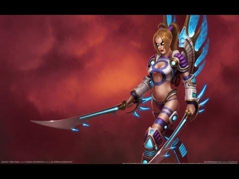 Sacred 2 Gold: Seraphim (Carnach Boss Fight)
