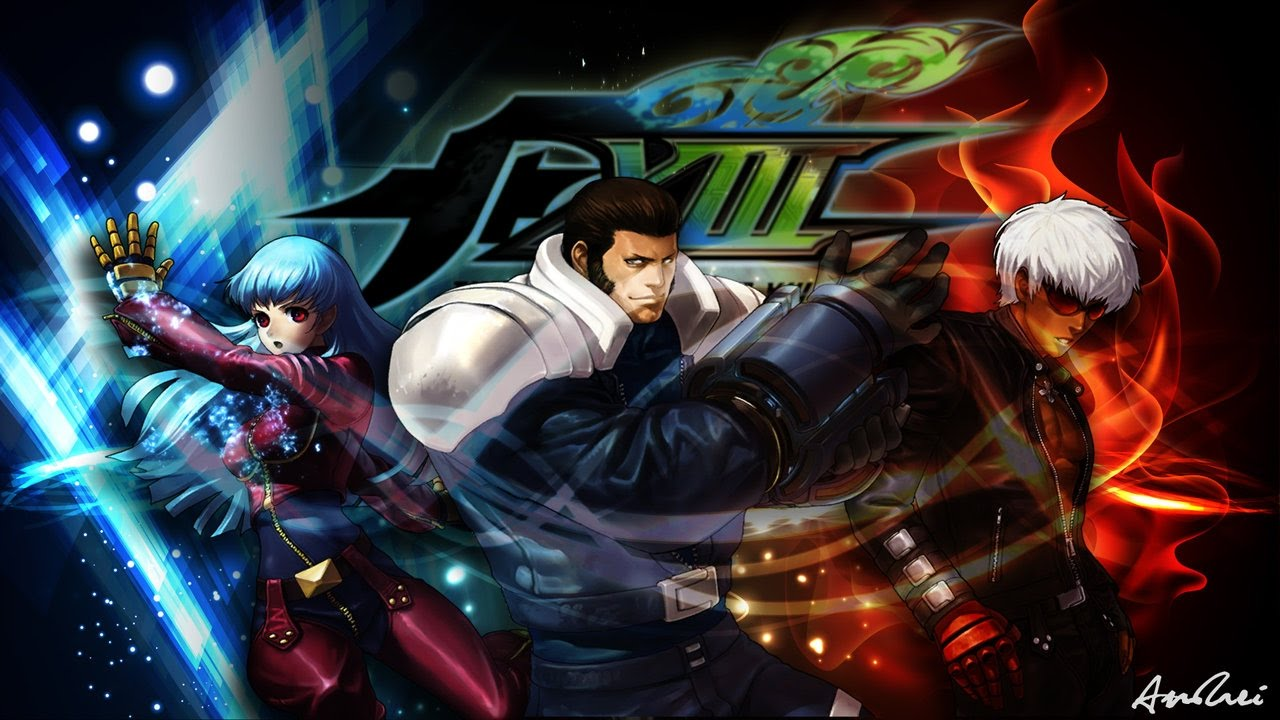 The King Of Fighters XIII CLIMAX Taito Type X2 Arcade