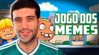 O MELHOR jogo de memes do BRASIL - Zueirama