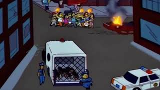 The Simpsons Predicted GEORGE FLOYD's DEATH, COVID-19, PROTESTING/RIOTS