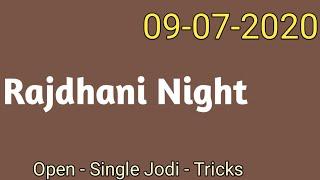 Rajdhani Night Today 9 July 2020,