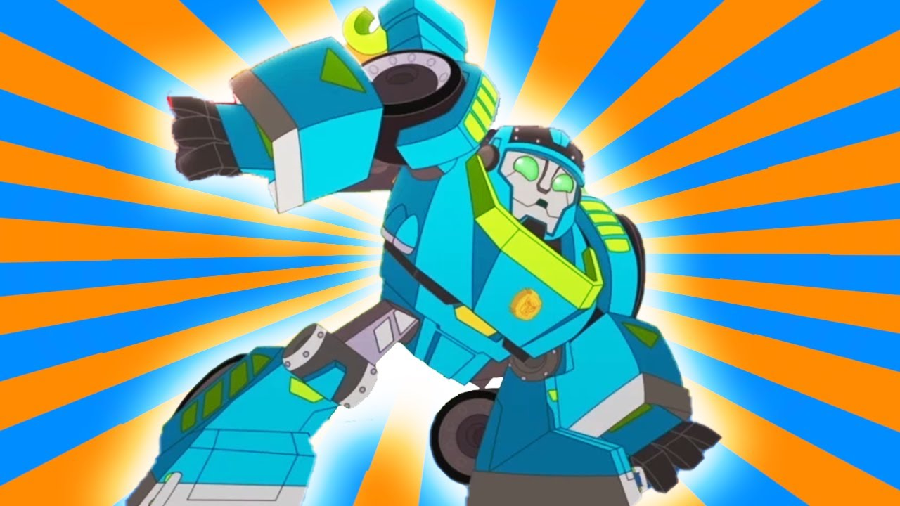 Transformers Official | The Best of Hoist | Full Episodes | Rescue Bots Academy