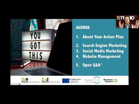 Creating Your Digital Marketing Action Plan for 2020-21