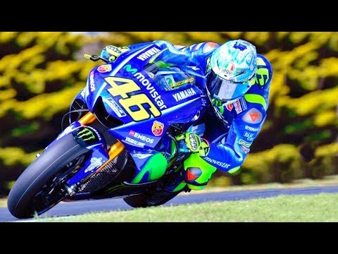 Valentino Rossi RACING SECRETS & TECHNIQUES — Tutorial How to guide from MotoGP champion