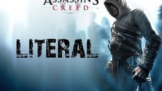 Литерал - Assassin's creed