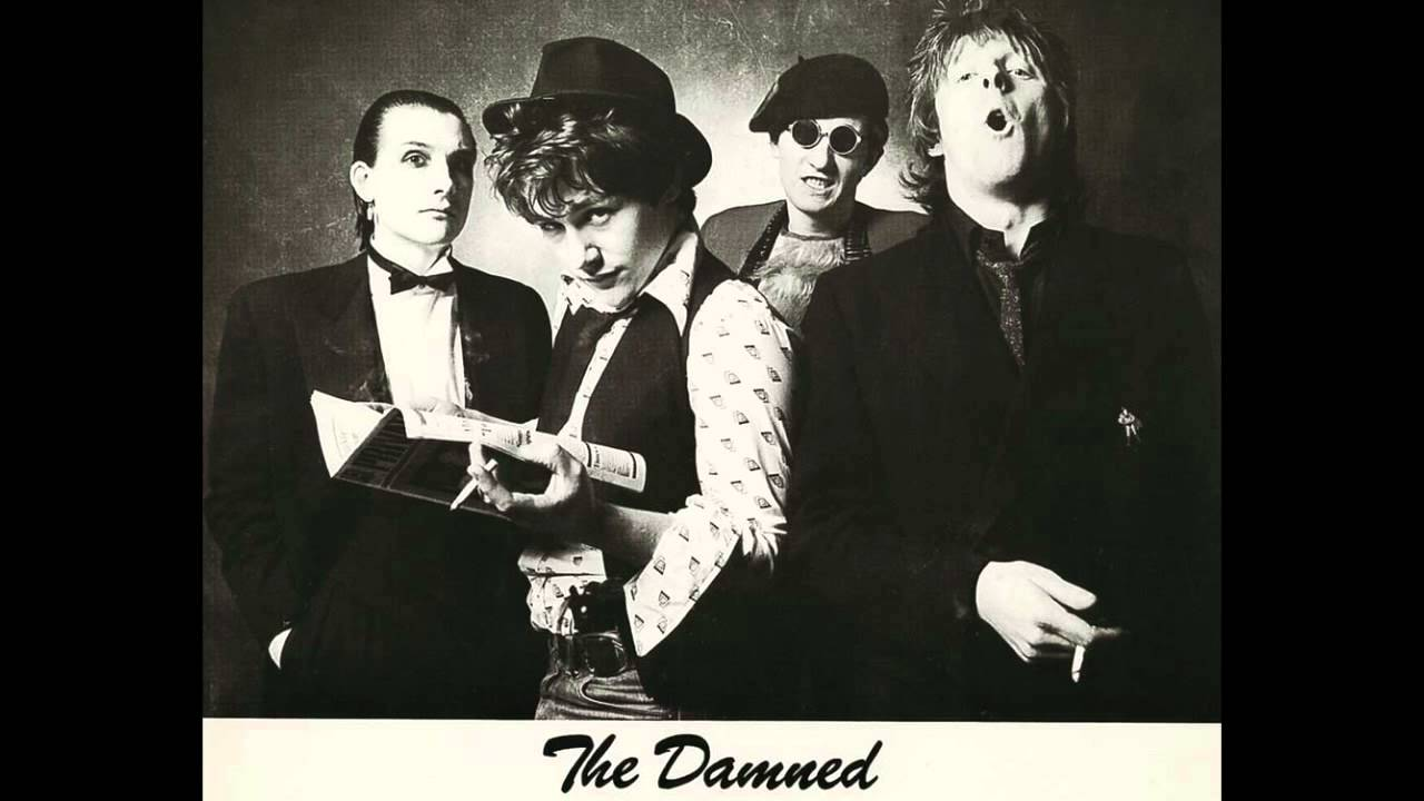 The Damned Under The Floor Again Youtube