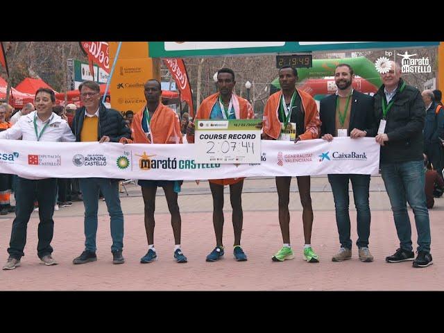 Maratón BP Castellón 2020 [AFTERMOVIE] 98 Producciones