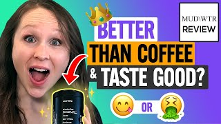 ☕ MUD\\WTR Review \u0026 Taste Test Does This Coffee Alternative Taste Like Mud