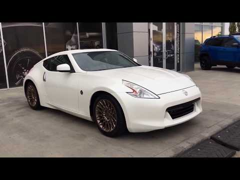 2011| Nissan 370z| Key less entry| 332 Horsepower| Leather | Heated seats|Edmonton| Capital Jeep|