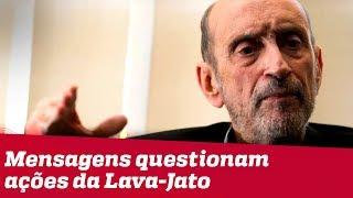 Ex-ministro do STJ critica conversas entre Moro e Dallagnol