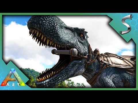 EPIC STAT REX BREEDING! STACKING MUTATIONS FOR THE ULTIMATE ARMY! - Ark: Survival Evolved [S4E83]
