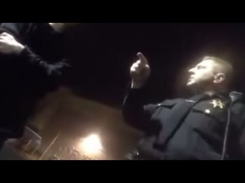 Police Officer Slaps Man Who Did Not Want Car Searched [VIDEO]
