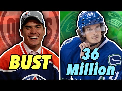 Every NHL Teams WORST Decision Of The Past 10 Years