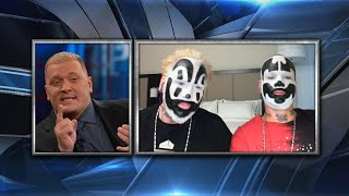 What Insane Clown Posse's Violent J Tells Aspiring 'Murder Rapper' King Krimzon About His Act