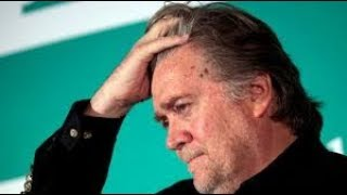 Angry Conservatives Blame Steve Bannon For Alabama Loss
