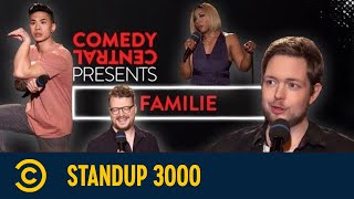 Familie  Staffel 1 - Folge 2  Comedy Central Presents ... STANDUP 3000