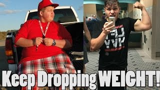 How To Break Weight Loss Plateaus!!