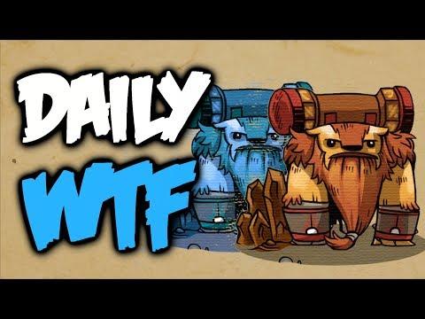Dota 2 Daily WTF - Last Minute