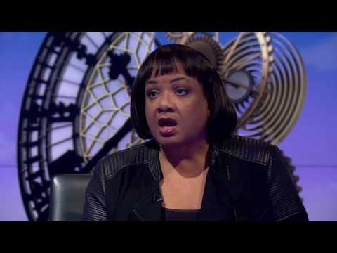 Andrew Neil vs Diane Abbott - Article 50 [Car crash interview]