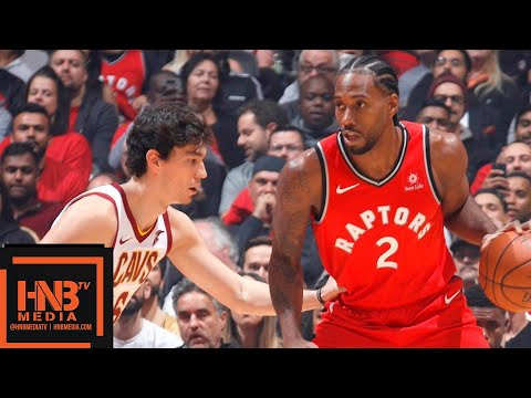 Cleveland Cavaliers vs Toronto Raptors Full Game Highlights | 10.17, NBA Season