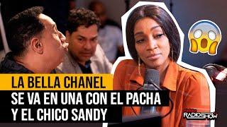 LA BELLA CHANEL SE LA PONE EN CHINA AL CHICO SANDY & EL PACHA (LA ENTREVISTA DE SU VIDA)