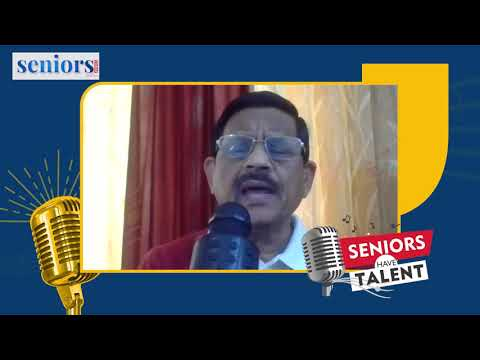Arun Kumar Mathur Performing at Seniors Have Talent | Season Two Finale | Online Singing Contest