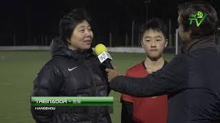 Jogo Amigável   Footkart vs Hangzhou Greentown Football Club   友谊赛  Footkart vs杭州绿城足球俱乐部 