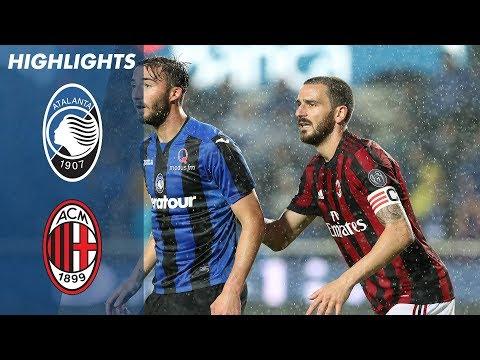 Atalanta - Milan 1-1 - Highlights - Giornata 37 - Serie A TIM 2017/18