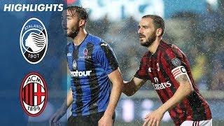 Atalanta 1-1 Milan |  Giornata 37