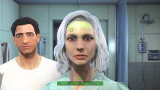 Fallout 4 создание женского персонажа