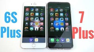 iPhone 6S Plus vs iPhone 7 Plus Gaming!?