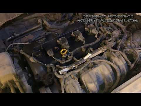 диагностика не исправности мотора / Mazda 3 BK