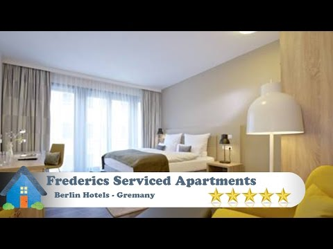 Frederics Serviced Apartments STYLE Oranienburger Straße - Berlin Hotels, Germany
