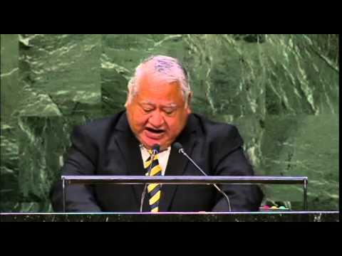 Samoa - Débat 2014 de l'Assemblée générale de l'ONU