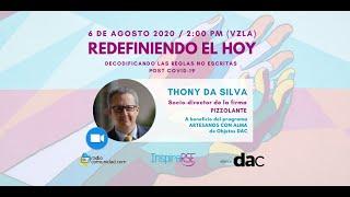 EP1 Redefiniendo El Hoy Thony Da Silva