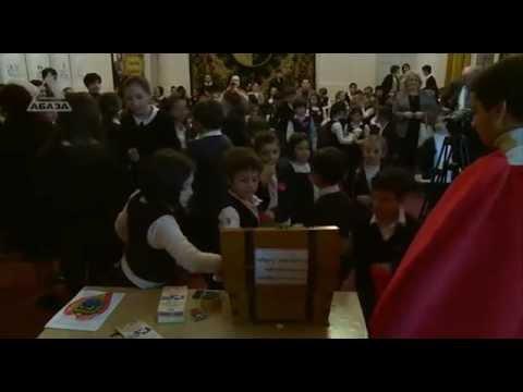 """Благотворительная акция """"Урок добра"""" в сш №10"""
