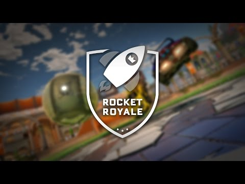 Rocket League | Rocket Royale #1 | Grand Finals | Supersonic Avengers Vs. iBP Cosmic