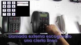 STEREN PBX-100 usuario parte 1
