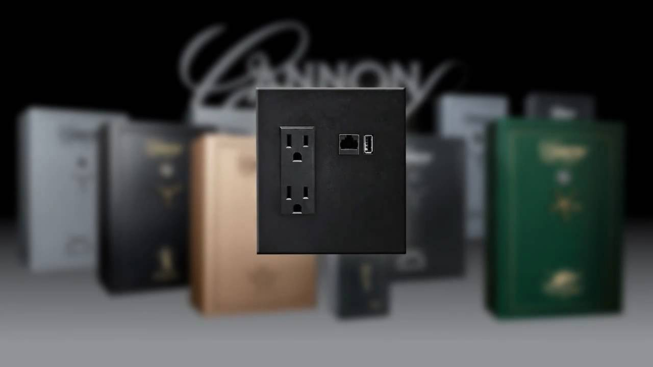 cannon safe product features interior plug features