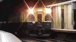 きんてつ鉄道まつり2017 大阪難波発高安行 臨時普通列車