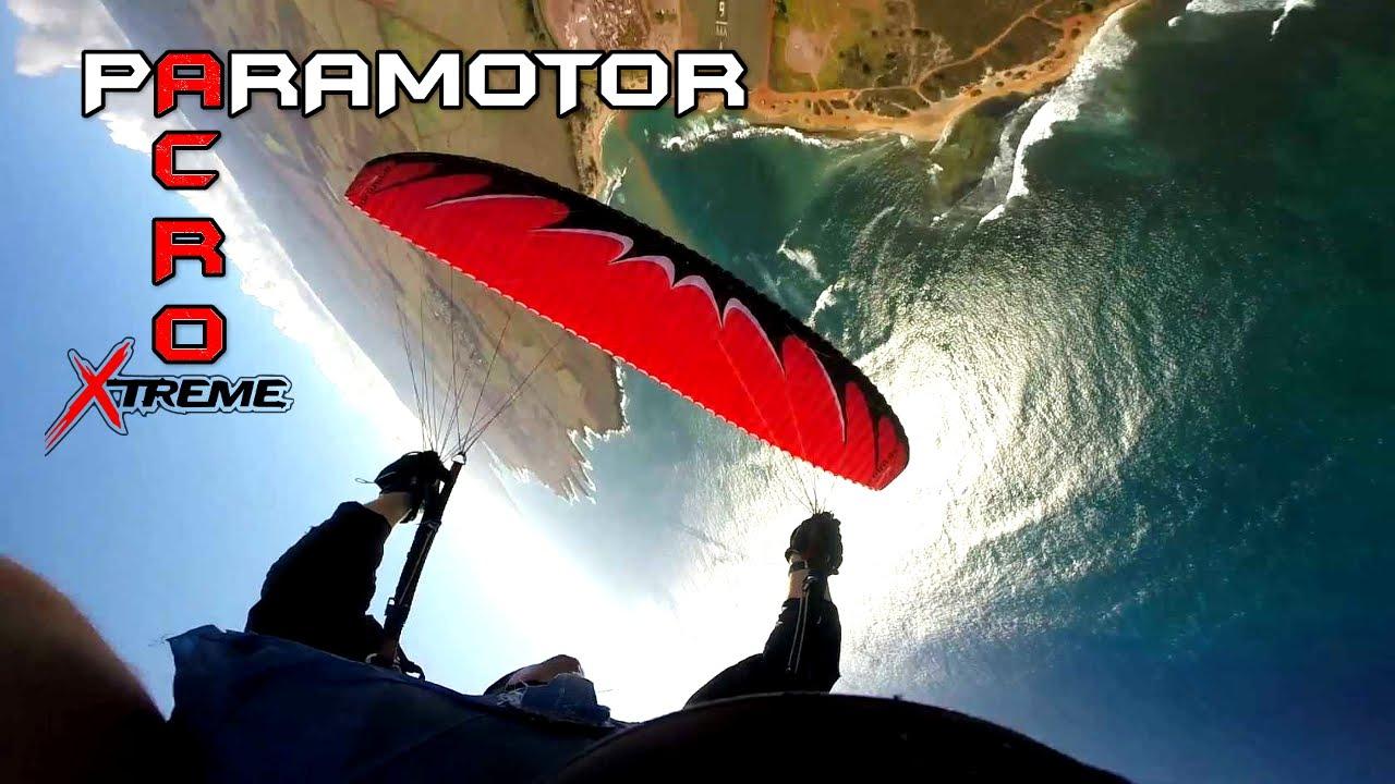 BlackHawk Paramotor Acro Video! – Utah Powered Paragliding