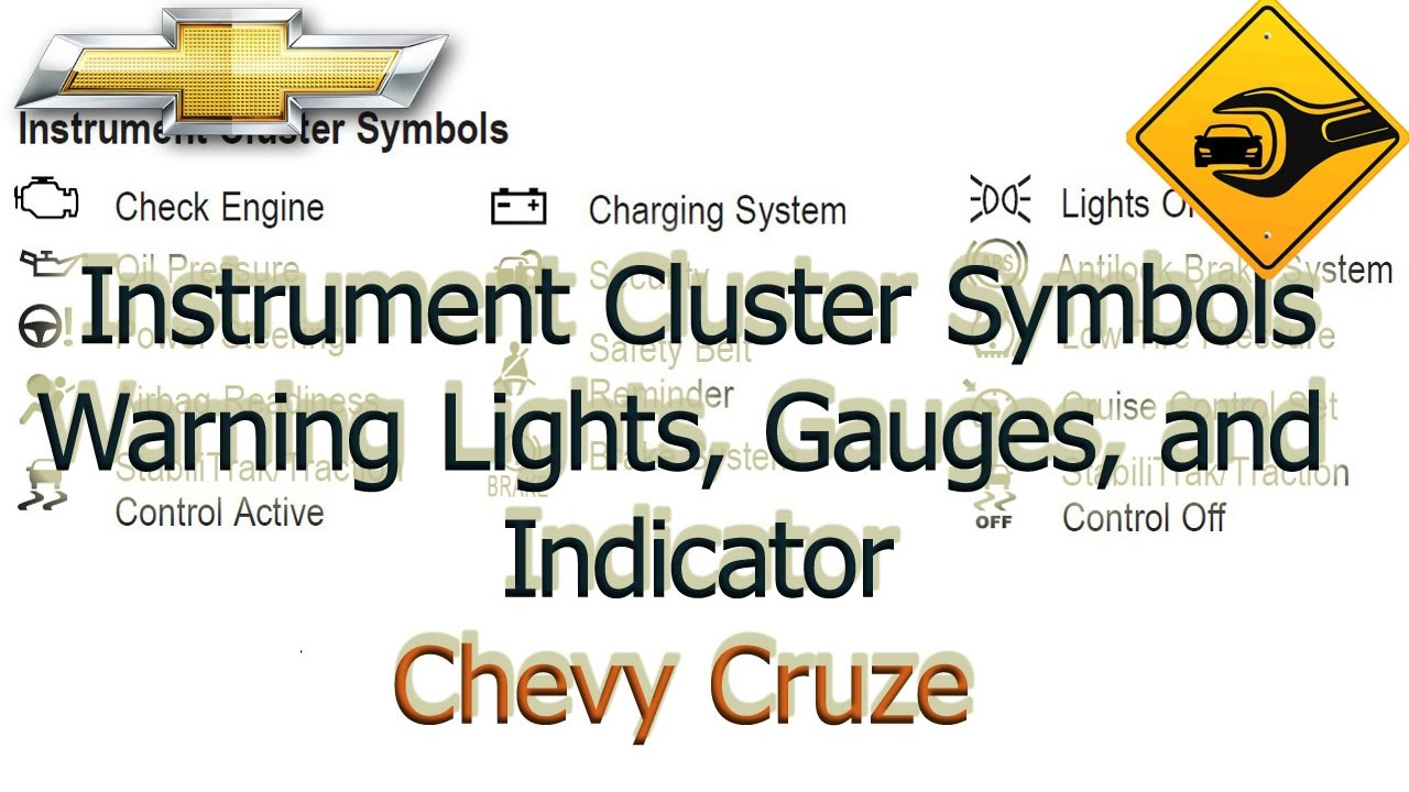 2017 Chevy Cruze Warning Lights Decoratingspecial Com