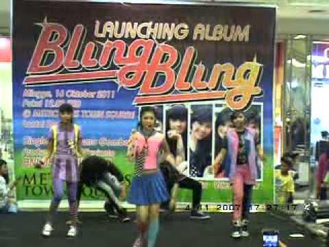 Bling Bling - Benci (Live Perform)