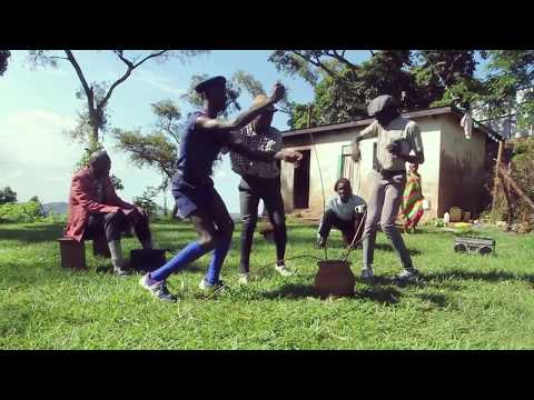 Manala & Friends dancing Free Style by Eddy Kenzo