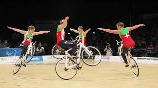 Amazing Freestyle Bike Skills - World Cup