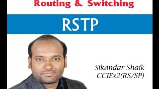 RSTP - Video By Sikandar Shaik || Dual CCIE (RS/SP) # 35012